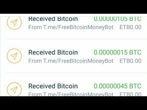 Free BTC Bot 100% Paying