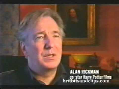 Alan Rickman about Richard Harris