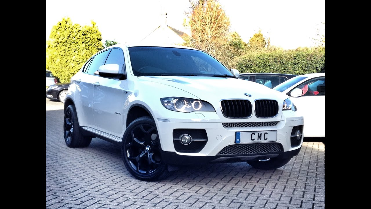 bmw x6 3 0 xdrive30d blueperformance 4x4 5dr sold at cmc cars near brighton sussex youtube. Black Bedroom Furniture Sets. Home Design Ideas
