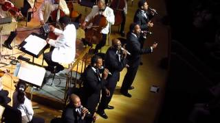 Take 6 - Over The Hill is Home (with Orchestra) LIVE in Boston