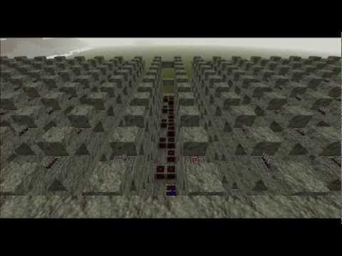 Minecraft - AC/DC Thunderstruck