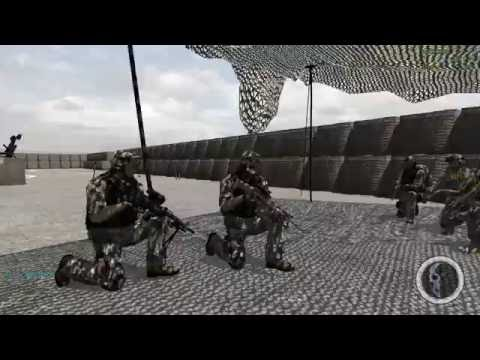 "ARMA 2 OA: Shadow Company ""Operation Daybreak"""