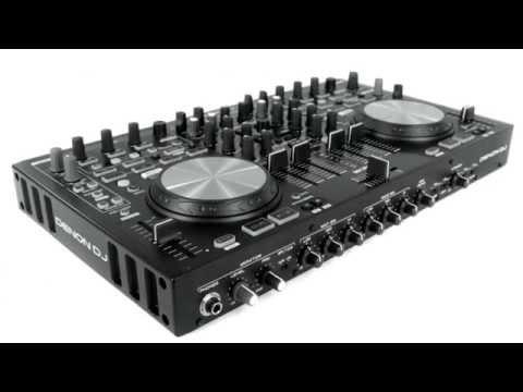 Denon DJ MC6000MK2 Controller  Digital Mixer Overview