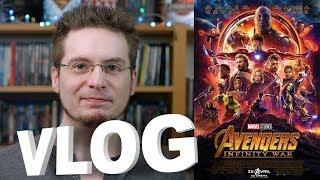 Vlog - Avengers : Infinity War (SPOILERS à partir de 15m)