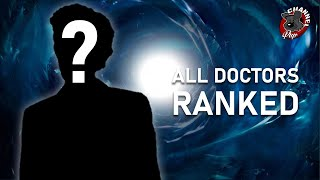 Who is the best Doctor Who? All Doctors Ranked