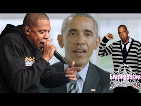 Former President Obama inducts Jay-Z into the Songwriter Hall of Fame