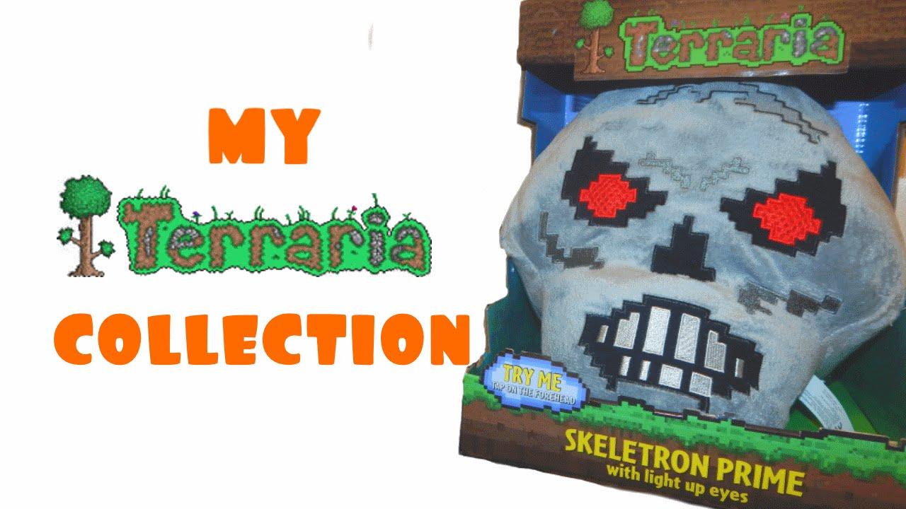 """Terraria skeletron PLUSH 7/"""" 2015 NOUVEAU!"""