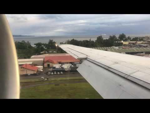 Hilo Airport Landing