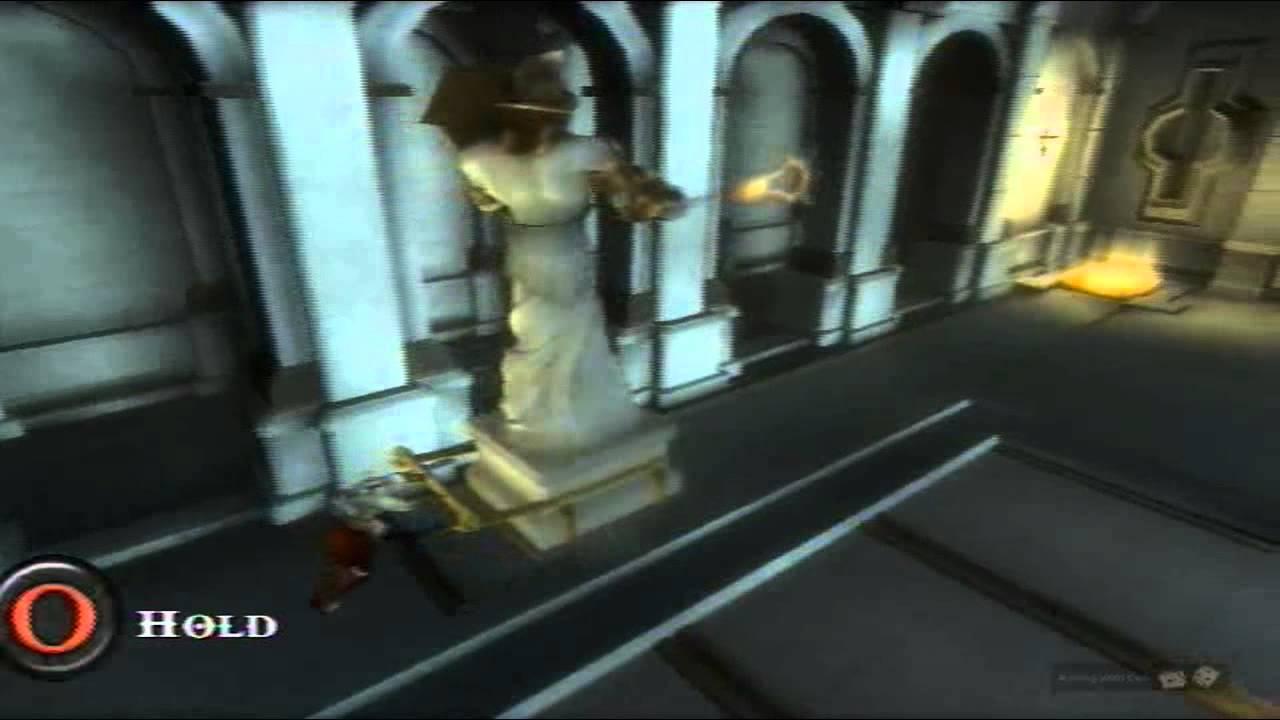 God Of War Chains Olympus Walkthrough Part 6