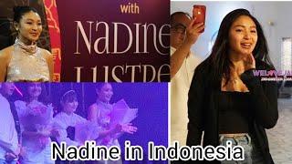 Gambar cover Nadine X HOOQ | Nadine arrived to Jakarta for HOOQ