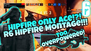 HipFire Only ACE!!!! Hipfire Montage!!! P90 Too Overpowered? dumb stupid clips