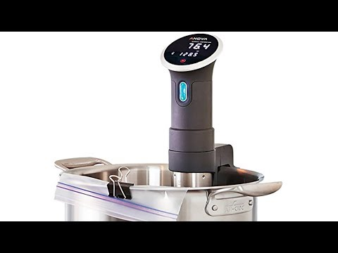 Best Sous Vide Cooker In 2019 - Anova Culinary Sous Vide Precision Cooker Review