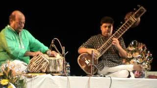 Ustad Sabir Khan Sri Anjan Saha @ ICCR part 2