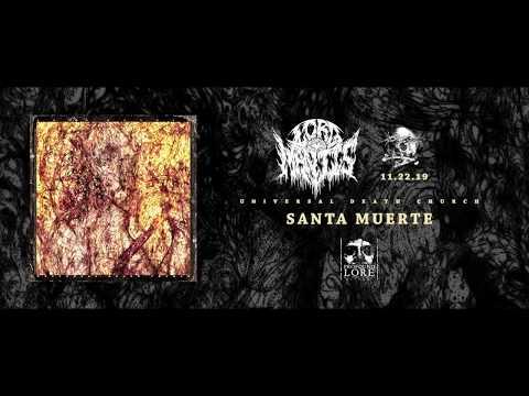 LORD MANTIS - Universal Death Church (official album stream)