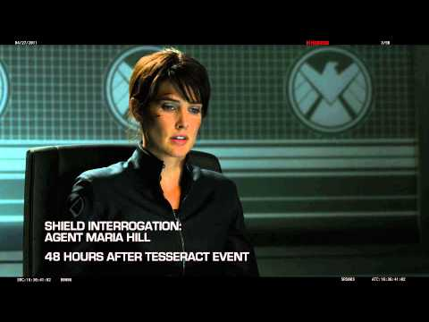 Marvel's The Avengers - Deleted alternate Maria Hill opening - Official Marvel Clip | HD 1080p