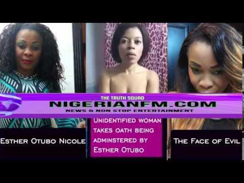 Human traficking: Nigerian Esther Otubo dehumanizes a fellow Nigerian thumbnail