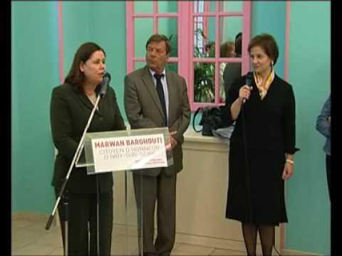 Marwan Barghouti nommé citoyen d'honneur d'Ivry