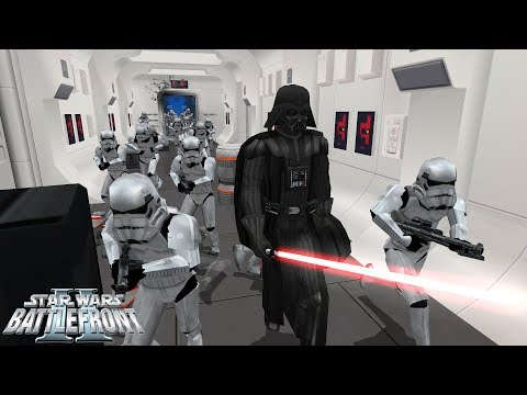 Star Wars Battlefront 2 Mod | Tantive IV: Interception