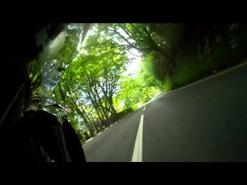 ROAD RACING! Tuukka Korhonen - Lightweight TT Race 2015 - POV