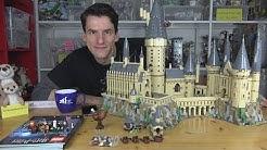 Hier kommt endlich das Review zum LEGO® Harry Potter - 71043 Schloss Hogwarts