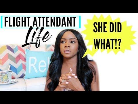 Flight Attendant Life Q&A | SKIPPED Flight Attendant TRAINING?!