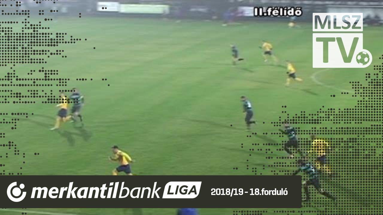 BFC Siófok – Budaörs | 0-1 (0-1) | Merkantil Bank Liga NB II.| 18. forduló |