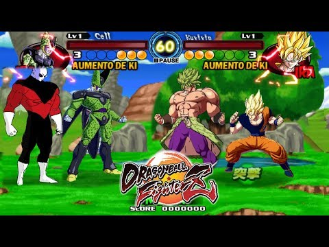 NEW DB Fighterz Z ANDROID 2019 APK DOWNLOAD Dragon Ball Tap Battle MOD !!!!!