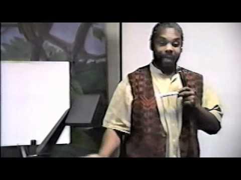 Doctah B Sirius 2000 lecture pt 1