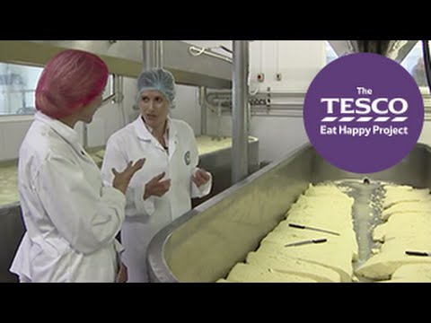 Cracking Cheese: tour of the Wensleydale Creamery