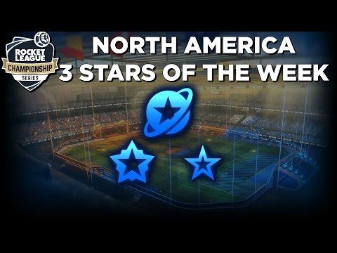 NA RLCS 3 Stars of the Week! - League Play Week 1