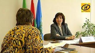 Наталья Кочанова провела приём граждан в Шумилино