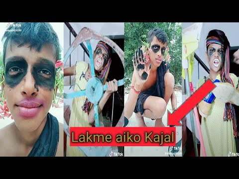 Lakme Aiko kajal Funny videos| Tik Tok most popular videos ya sera mil kar neet band karva va ga