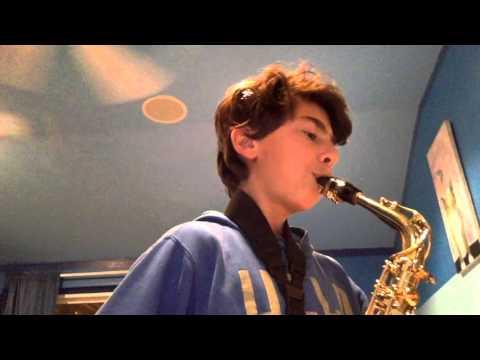Jingle Bell Rock Alto Sax