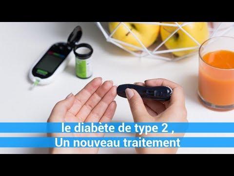 remede naturel guérir maladie le diabète de type 2 , Un nouveau traitement