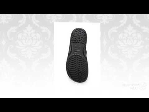 Сланцы Crocs видео