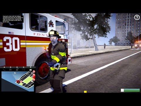S7 - EmergeNYC Multiplayer Day 57 [Warehouse Fire!]