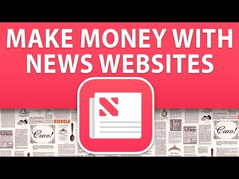 """Make Money With Simple """"News"""" Videos On YouTube 