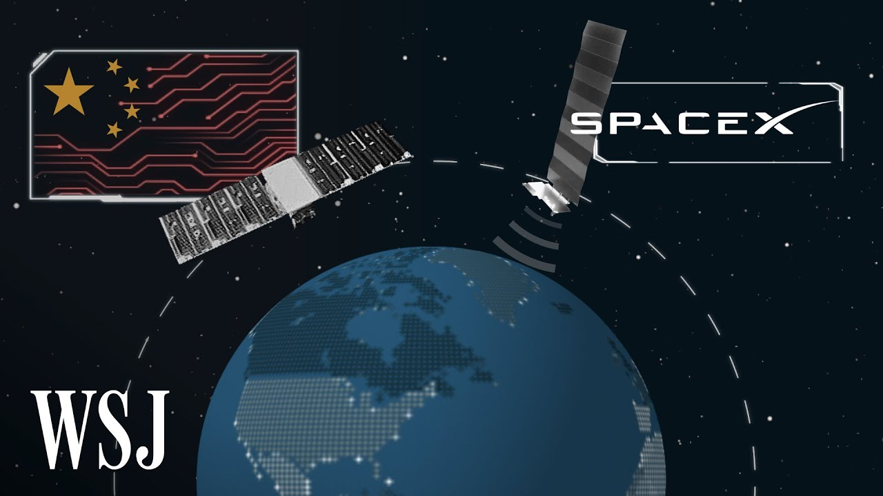 Download SpaceX vs. China: The Quest for Satellite Internet | WSJ