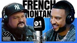 French Montana talks Max B, Billionaire Club, New 'Montana' Album, Cîroc and Akon