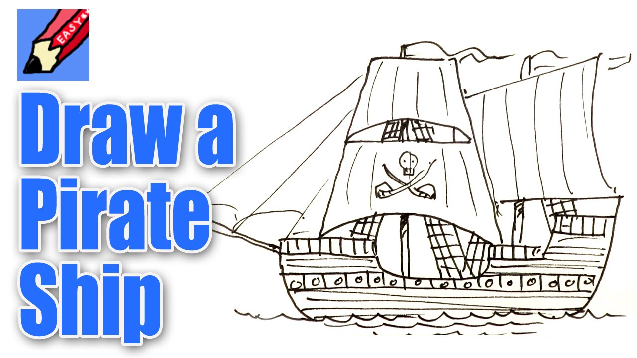 Easy Pirate Ship Diagram - Electrical Drawing Wiring Diagram •