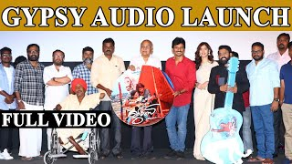 Full Gypsy Movie Audio Launch Jiiva Santhosh Narayanan Raju Murugan