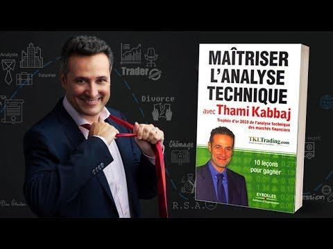 MAITRISER L'ANALYSE TECHNIQUE avec THAMI KABBAJ