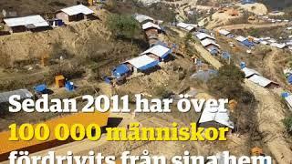 Vad är Burmas utdragna kris och vad innebär det för Burma