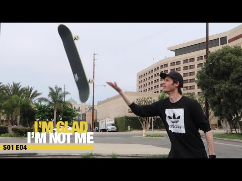 Board hand flip trick thingy  Im Glad Im Not Me #4