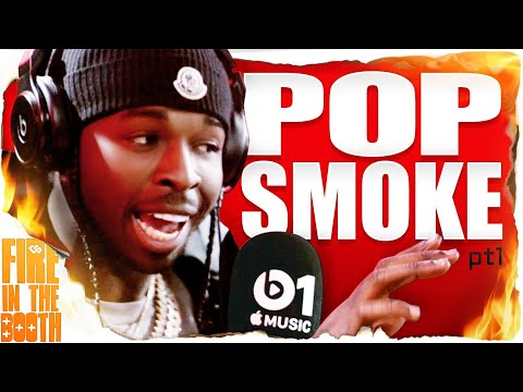 Pop Smoke - Fire In The Booth