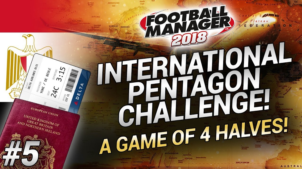 INTERNATIONAL PENTAGON CHALLENGE