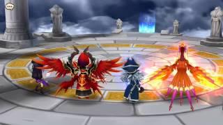 joon summoners war guardian arena rush hour korea server