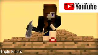 Minecraft Story Natural Imagine Dragons & Bps Video