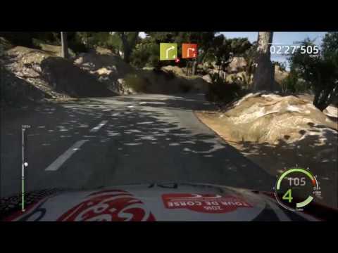 WRC 6 World Record Corsica Muracciole - Col de Sorba PS4