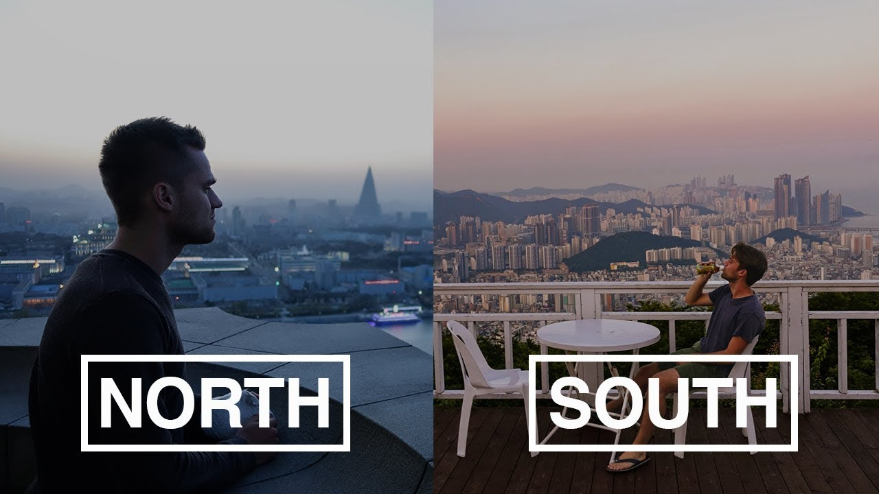 South Korean People Vs North Korean People